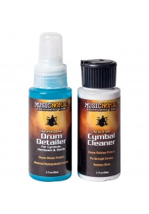 Music Nomad Drum and Cymbal Cleaner (2oz. Pack) MN117