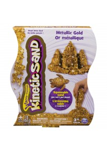 Spinmaster Kinetic Sand Metallic Gold