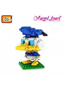 Loz 9415 Donald Duck 220pcs