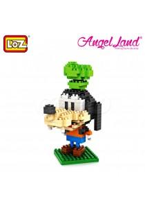 Loz 9417 Goofy 250pcs