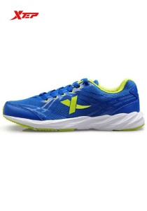 XTEP MEN'S RUNNING SHOES EXTRA LIGHT - 987219111988 - BLUE WHITE