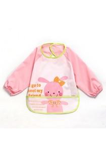 Waterproof Anti-dressed Baby Bibs - 81103 (Rabbit)