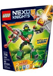 LEGO NEXO KNIGHTS Battle Suit Aaron (70364)