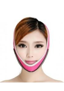 Intensive Face Slimming V-Face Wrap (Pink)