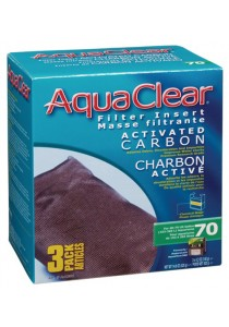 AquaClear 70 Activated Carbon Filter Insert - 420 g