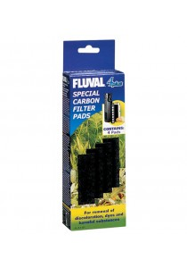 Fluval 4 Plus Special Carbon Pads - 4 pack