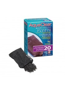 AquaClear 20 Activated Carbon Filter Insert - 45 g