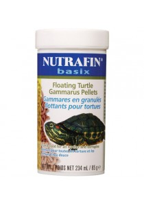 Nutrafin Basix Turtle Gammarus Pellet - 85 g