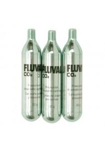 Fluval Pressurized Disposable CO2 Cartridges - 3 x 20 g