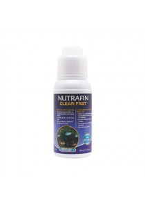 Nutrafin Clear Fast - Particulate Water Clarifier - 120 ml
