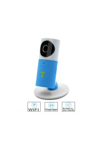 Besteye Dog-1W Clever Dog IR Cut Night Vision Smart Camera (Blue) + FREE Cute Bear Cartoon Cover