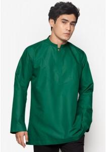 AMAR AMRAN Kurta Al-Idrus (Emerald Green)