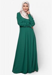 AMAR AMRAN Jubah Afifa (Emerald Green)