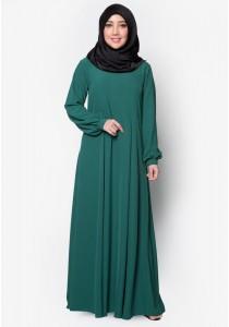 AMAR AMRAN Jubah Qhaleeda (Emerald Green)