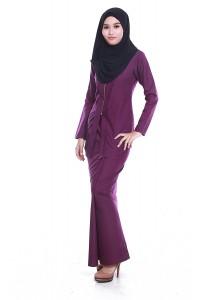 AMAR AMRAN Kebaya Salmah (Dark Purple)