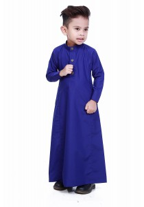 AMAR AMRAN Jubah Aulad For Kids (Royal Blue)