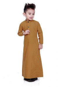 AMAR AMRAN Jubah Aulad For Kids (Gold)