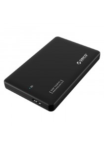ORICO USB3.0 2.5 inch HDD and SSD External Enclosure 2599US3 - Black