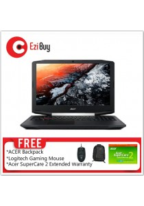 """Acer Aspire VX VX5-591G-78FB 15.6"""" Gaming Laptop(i7-7700HQ/4GB/1TB/NV GTX1050TI/W10H) *FREE GIFT WORTH RM499*"""