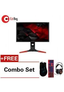 Acer Predator XB271HU IPS Gaming Monitor- 27 *Free Combo Set