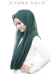Diyana Halik - Ariana (Emerald Green)