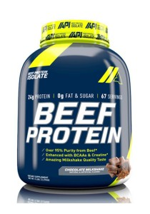 API Whey Beef Protein Isolate Chocolate Flavour 5lbs