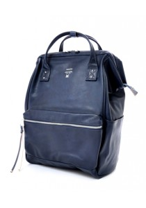 Anello Full Leather Large Size Backpack