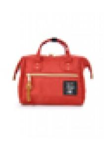 100% Authentic Anello Boston 2 Bag (Red) Regular