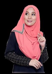 Hijab&Me - AYANA Sergio (Red Brick)