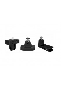 Yocam Accessory Pack - Clamp Mount, Magnetic Stand & Adapter - Black