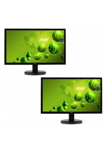 Acer K222HQL LED Monitor With HDMI 21.5 Inch Display - 2 Units