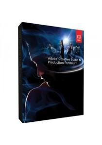 Adobe Creative Suite 6 Production Premium - Mac OS
