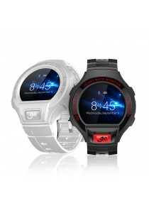 Alcatel OneTouch Go Watch SM.03 Twin Pack (Black & White)