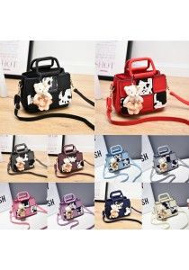 {JMI} Tenderness & Romance Crossbody Sling Handbag 0062 - 10 Colours