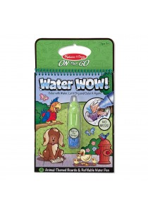 Water Wow Reusable Kid's Water Painting Kit - Animal