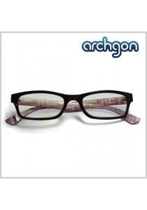 Archgon Anti Blue-light Glasses GL-B101-R (Red)