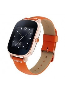 Asus Zenwatch 2 Wren WI502Q-3LORG0010 - (Orange Leather Strap)
