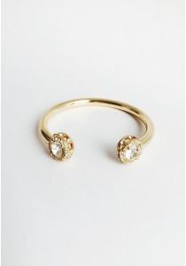 G. Stunning Dual Stud Bracelet
