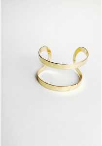 G. Determined Cuff Bracelet