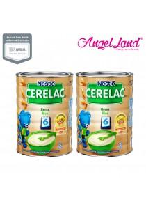 Buy 2X Nestle Cerelac Rice (500G) + Free 2X Nestle Cerelac Rice (100G)