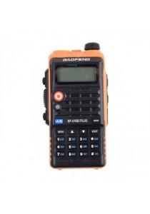 Baofeng UVB2 Plus 8W VHF/UHF Dual Band Two Way Radio Walkie Talkie (1 Pair) - Orange