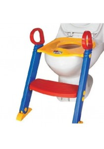Alpha Living Children Toddler Toilet Trainer with Ladder - Toilet Train (BAY0011)