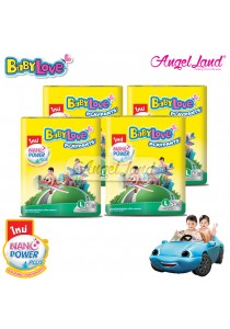 BabyLove PlayPants Nano Plus Jumbo Pack L54 (4Packs)