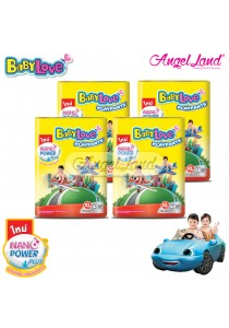 BabyLove PlayPants Nano Plus Jumbo Pack XL48 (4Packs)