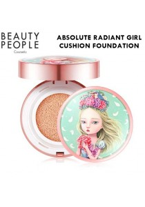 Beauty People Absolute Radiant Cushion Foundation - Natural Beige