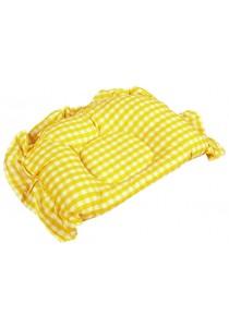 OWEN Baby Semi-Circle Pillow - Checkered