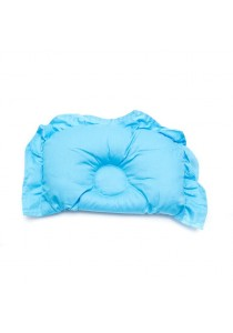 OWEN Baby Semi-Circle Pillow - Stroll in the Park (Blue)