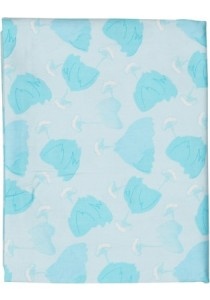 OWEN Crib Sheet for Baby Mattress - BLUE