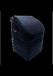 Lacte Mobi Breastpump Cooler Bag (Midnight Black)