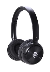 iDance BLUE 100 Wireless Bluetooth DJ Headphone (Black)